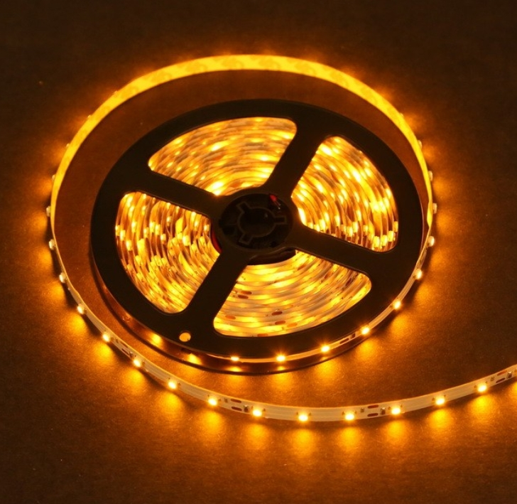 1 meter standard yellow led light strip addthis sharing sidebar aloadofball Image collections