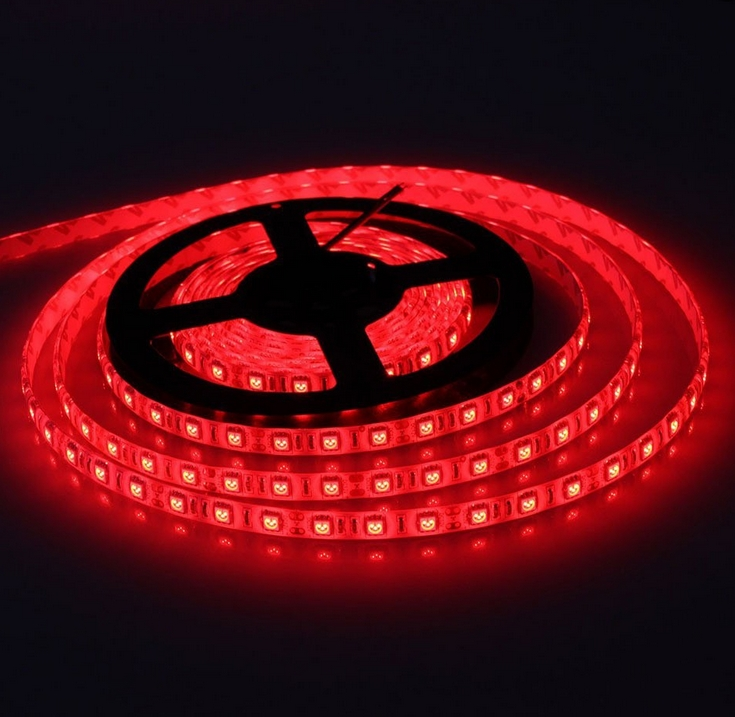 extra bright red led light strip. Black Bedroom Furniture Sets. Home Design Ideas