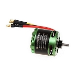 SunnySky X2814 KV1450 Brushless Motor (9x6 prop on 3s)