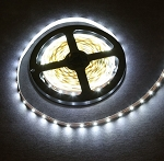 1 Meter Standard Pure White LED Light Strip