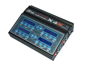 X4 AC Plus 4 Port AC/DC Multi-Charger