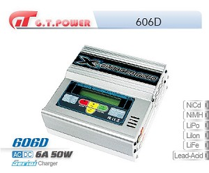 GT Power 606D AC DC Charger